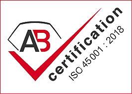 Perillat TP certifié ISO 45001 (2018)